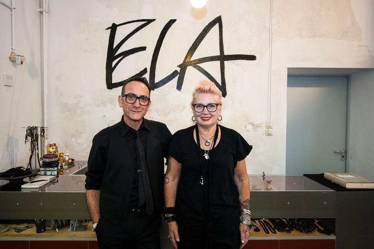 784a7c154cd0 Seit Anfang November 2014 verkauft ELA selected exklusiv die Kollektionen  der Düsseldorfer Designerin Marion Strehlow. Anlässlich des  Kollektionslaunches ...