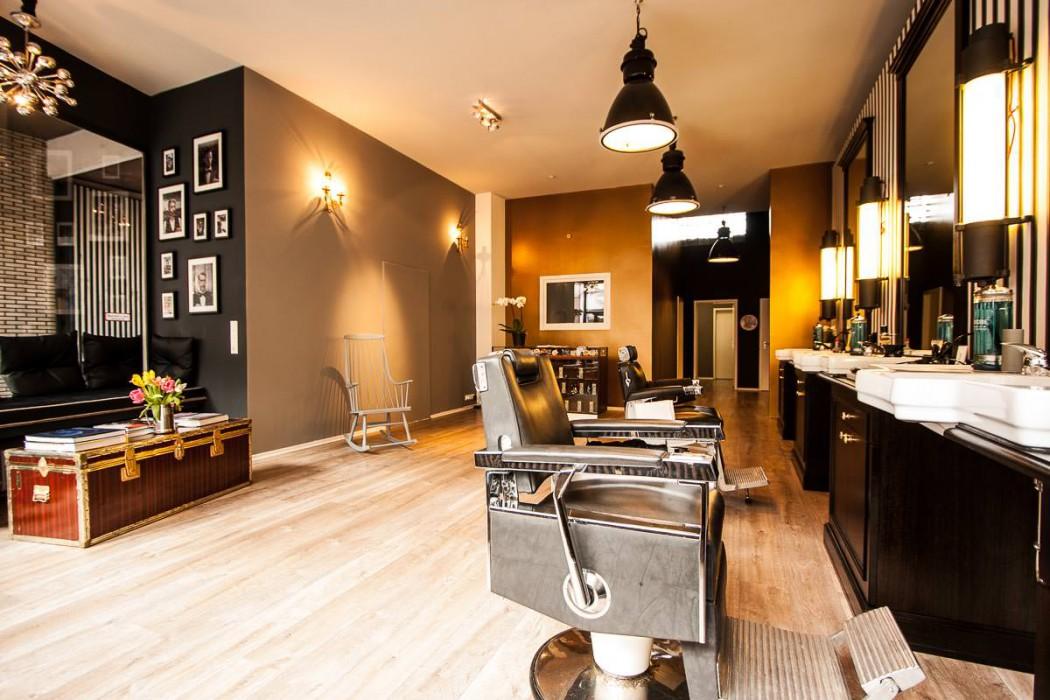 captain s barber shop the dorf. Black Bedroom Furniture Sets. Home Design Ideas