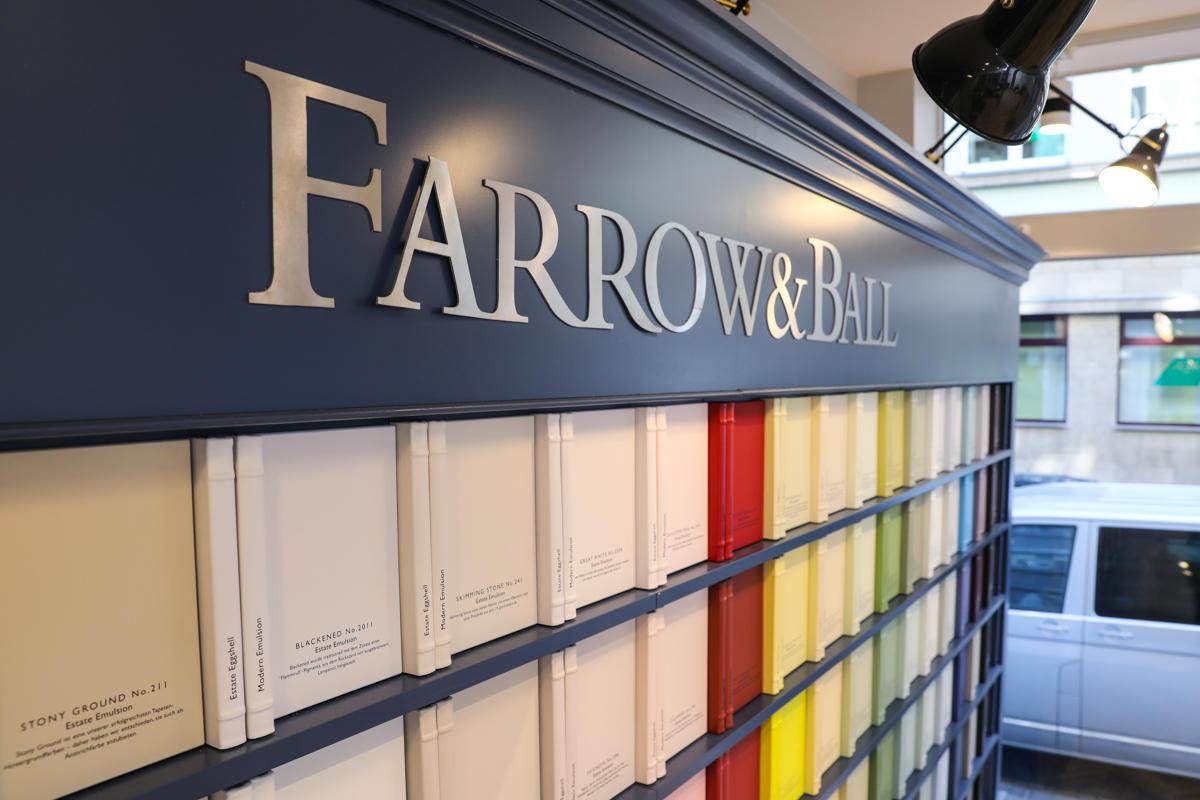 FARROW & BALL • THE DORF