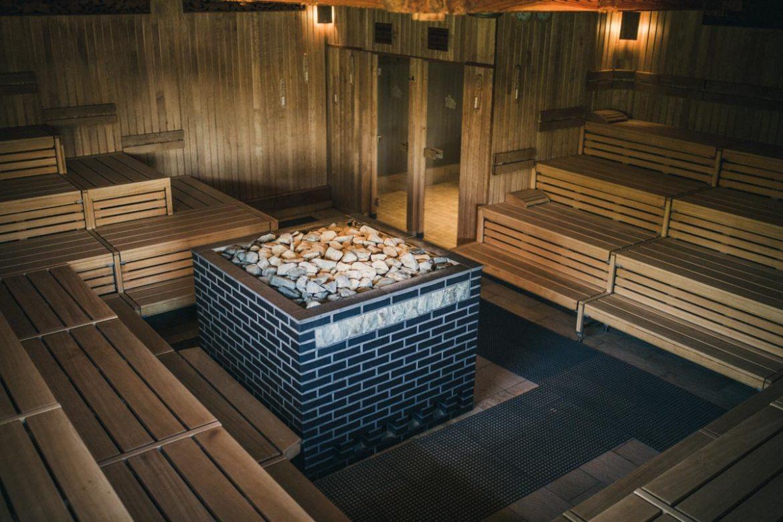 Sauna vabali Exclusive wellness