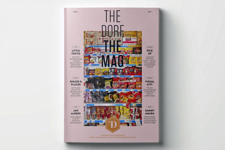 THE DORF • THE MAG No. 8 • THE DORF