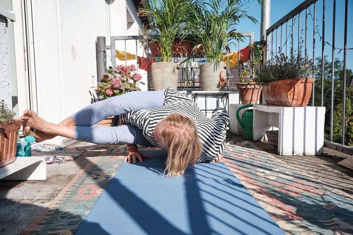 If Times Turn Gaga Go For Yoga The Dorf