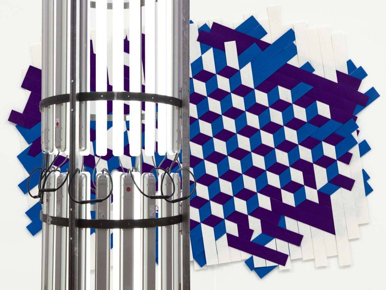 Installationsansicht SUPERMAG, Martin Pfeifle / Courtesy Galerie Gisela Clement