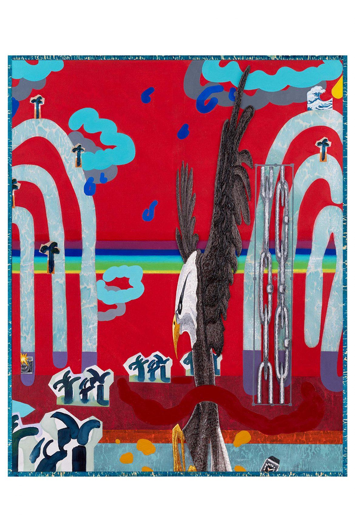 Hell Gette, Fotograf: Kilian Blees, Galerie Nagel Draxler